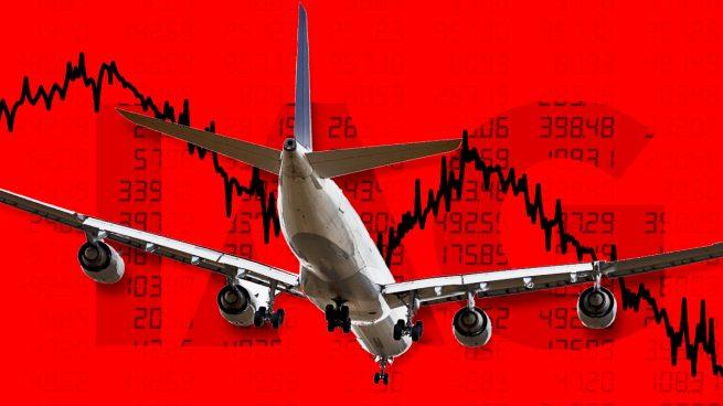 IAG no remonta el vuelo: las restricciones en Reino Unido y la falta de apoyo en Europa llevan su desplome al 70%