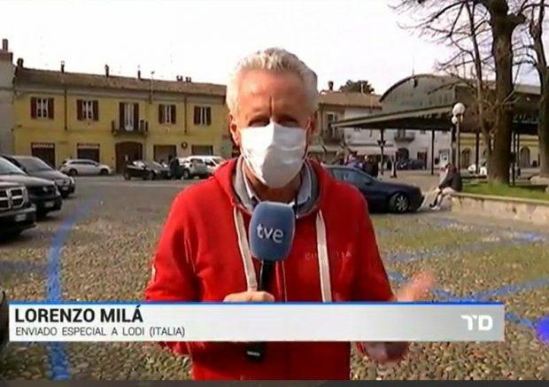 Lorenzo Milá: «Es una gripe con baja mortalidad pero se extiende más el alarmismo»