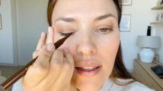 Helen Lindes te enseña la mejor forma de hacerte el eyeliner