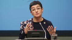 La ministra de Asuntos Exteriores, Unión Europea y Cooperación, Arancha González Laya. Foto EP