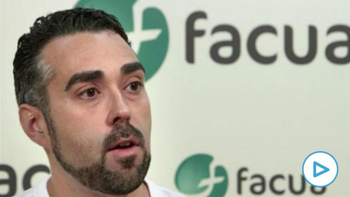 Ruben Sanchez, portavoz de Facua.