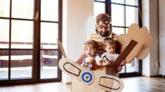 Distintas cosas que podéis hacer en casa con los niños estos días