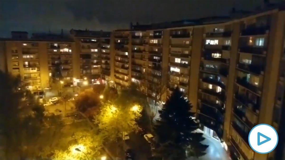 Multitudinadia cacerolada contra Sánchez e Iglesias en toda España por la nefasta gestión del coronavirus