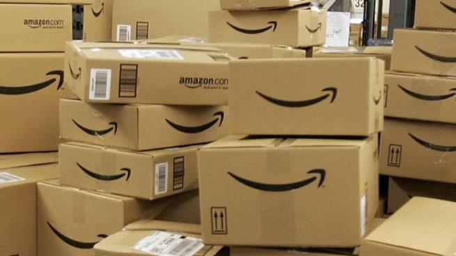 Cambian las condiciones de entrega de Amazon por el Estado de Alarma