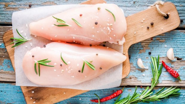 Recetas de albóndigas de pollo picantes