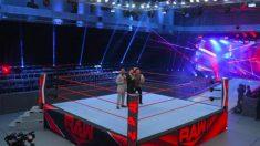 La WWE celebrará su evento del año a puerta cerrada en este escenario.