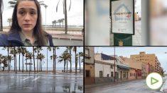 Primera víctima mortal en la provincia de Almería.