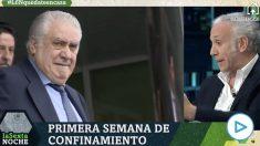 Eduardo Inda sobre Lorenzo Sanz en La Sexta Noche.