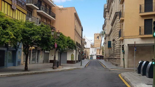 Sevilla, durante la cuarentena por el coronavirus.