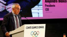 Alejandro Blanco, presidente del Comité Olímpico Español. (Foto: COE)