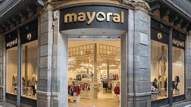 Una tienda de Mayoral @Mayoral