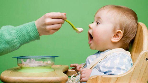 Cómo preparar comida casera para el bebé