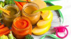 La importancia de preparar bien la comida en la fase de destete del bebé