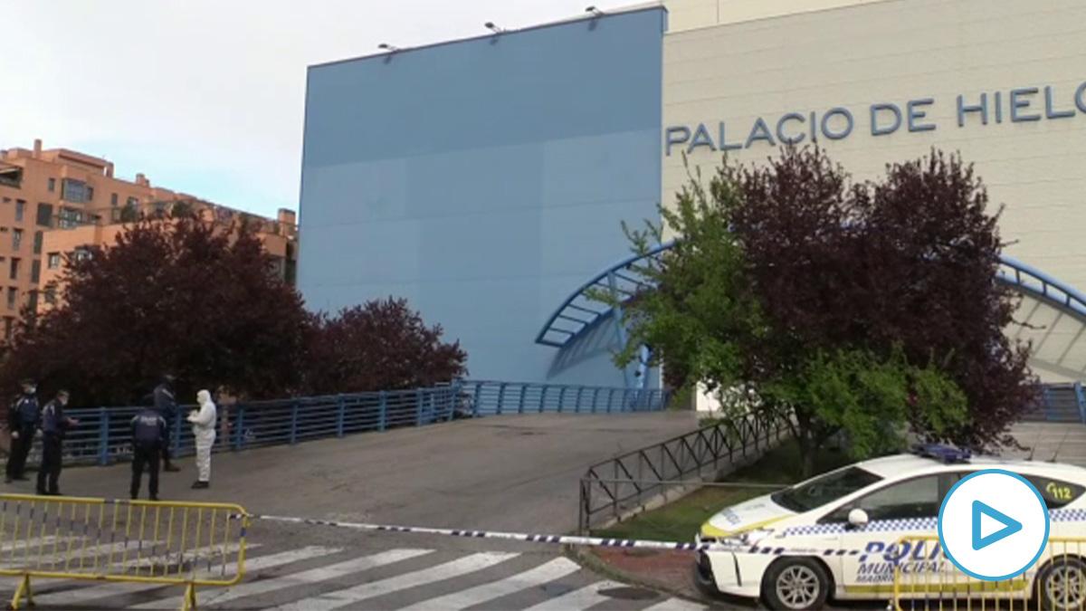 Palacio de Hielo de Madrid.
