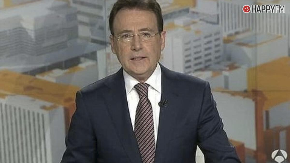 Matías Prats, ausente en Antena 3 Noticias