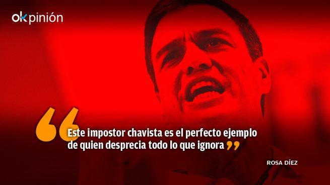El chavismo ha contagiado a Sánchez