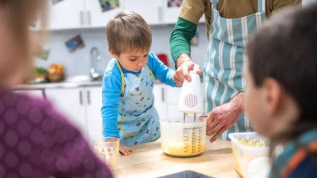 Recetas fáciles para entretener a los niños durante la cuarentena