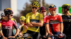 Egan Bernal, campeón del Tour de Francia 2019. (AFP)