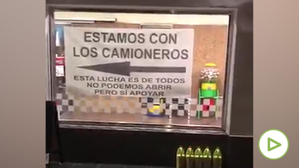 Restaurante 'El Hacho', en Sevilla.