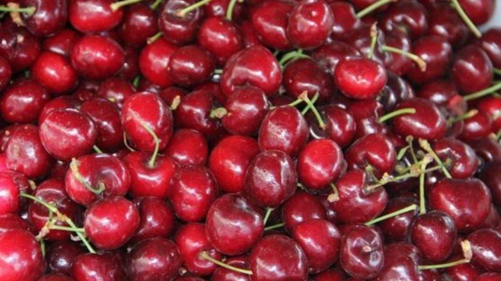 5 frutas de primavera