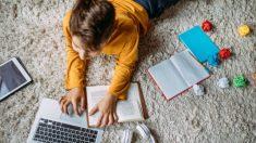 El cierre de los colegios dispara el consumo de Internet en tiempos de coronavirus.