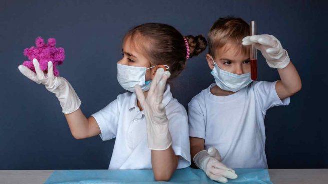 Coronavirus en los niños
