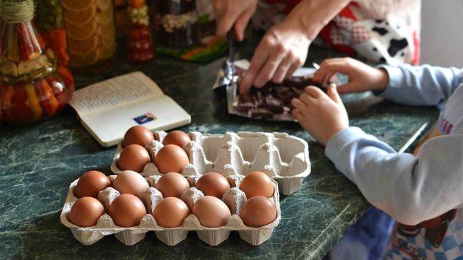 Coronavirus cocina para niños