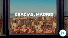 El vídeo que motiva a los madrileños contra el coronavirus: «Si esta vez luchar es quedarnos en casa, lucharemos y ganaremos».