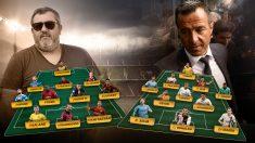 Los mejores jugadores de Mendes y Raiola.