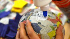 Descubre las mejores manualidades creativas para hacer estos días con los niños en casa