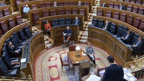 Congreso de los Diputados, en directo