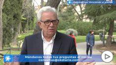 Jesús Sánchez Martos: «No es cierto que el 90% de los diabéticos mueran por coronavirus»