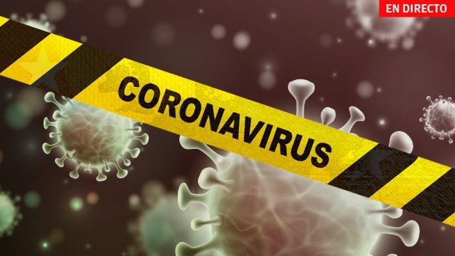 Última hora del coronavirus, en directo