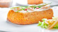 Receta de Pastel de salmón y lenguado