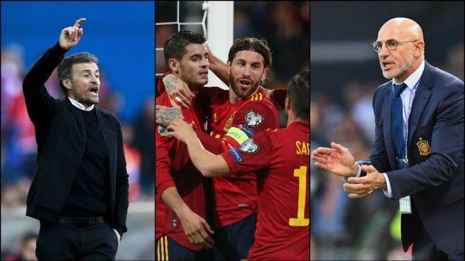 El reto de España para 2021: formar tres equipos para soñar