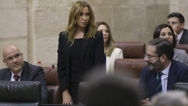 La parlamentaria de Ciudadanos, Mercedes López.