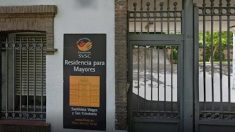 Residencia de ancianos Santísima Virgen y San Celedonio. Foto: EP