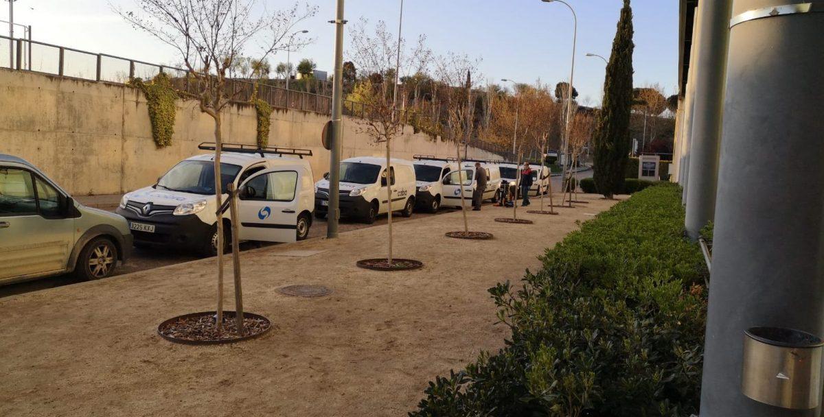 Grupo Cobra instala parte de la distribución de gases medicinales hasta las camas UCI del hospital de Ifema