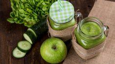 Los zumos detox son excelentes para depurar el organismo