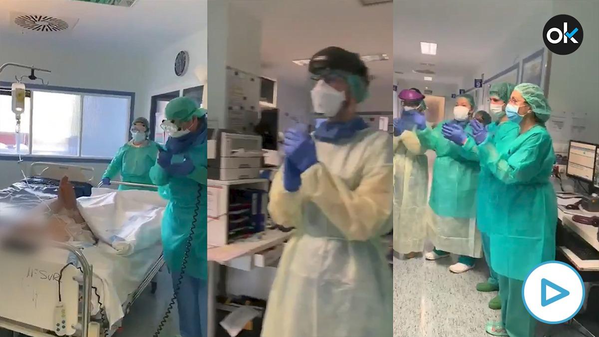 Muere una mujer por coronavirus en Valladolid tras abandonar 36 horas después la UCI.