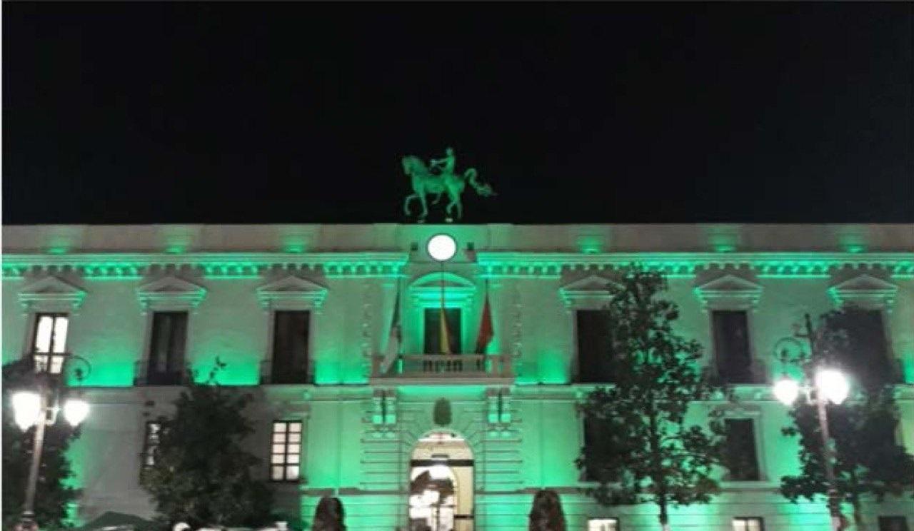 Fachada del Ayuntamiento de Granada.