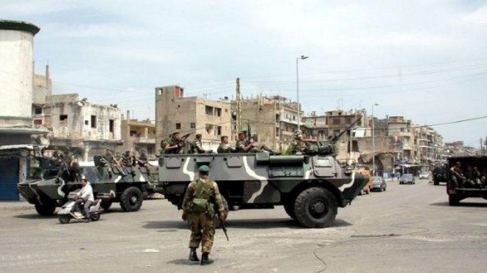 Integrantes del Ejército Nacional Libio (LNA). Foto: EFE