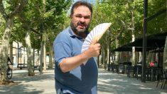 Jordi Galves, profesor y escritor.