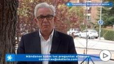 Jesús Sánchez Martos: «Ayudar a los demás es una responsabilidad social»