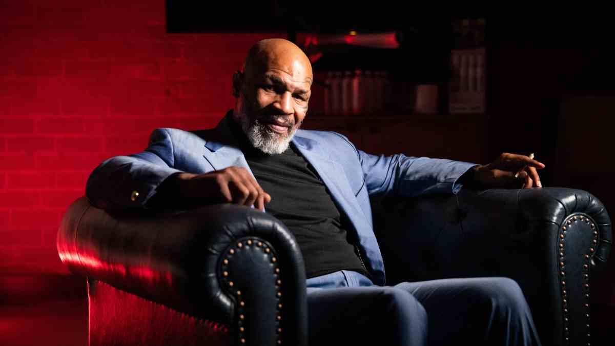 El exboxeador Mike Tyson. (@MikeTyson)