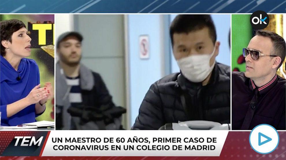 Marta Nebot en 'Todo es Mentira': «El coronavirus no mata pero está siendo un pelotazo mediático».