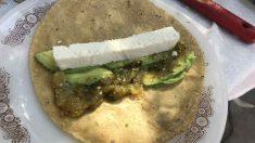 Receta de Tortillas mexicanas de tofu picante