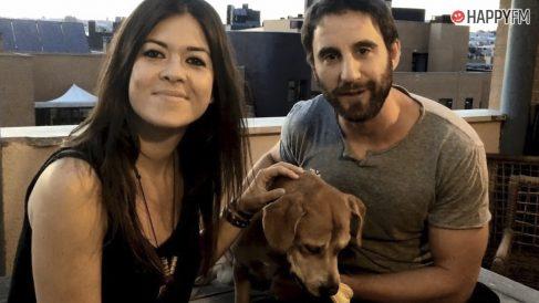Vanesa Martín con Dani Rovira