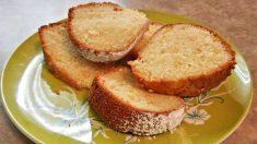 Recetas de bizcochos caseros fáciles con pocos ingredientes