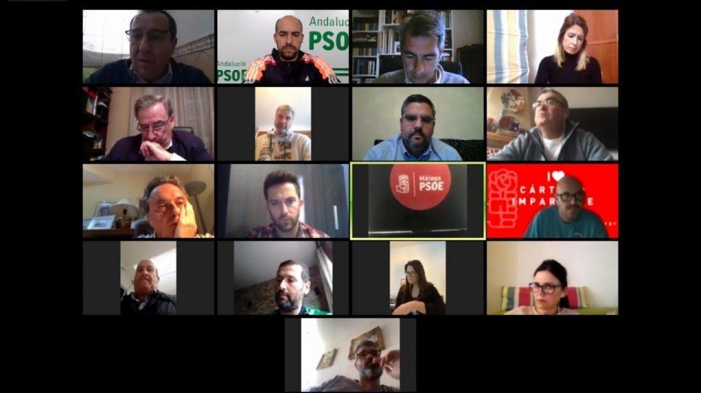 Málaga.- Coronavirus.- Alcaldes socialistas solicitan a la Junta los datos de contagios del COVID-19 por municipio